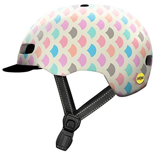 Nutcase Street - Scale Helm, Mehrfarbig, M