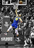 Kopoo Poster Stephen Curry Misses Wide-Open Dunk 60 x 91,5
