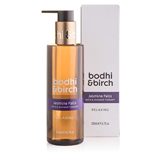 Bodhi & Birch Jasmine Falls Terapia relajante de baño y ducha 200 ml