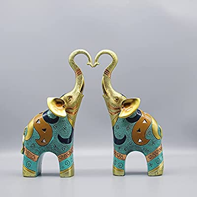 Amazon Promo Code for Good Luck Large Elephant Statue Decorations for Home 01102021074235