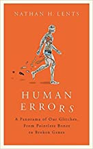 [By Nathan Lents ] Human Errors (Paperback)【2018】by Nathan Lents (Author) (Paperback)