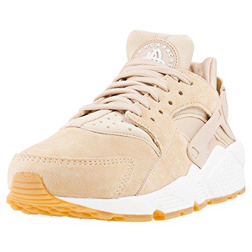 Nike WMNS AIR HUARACHE RUN SD, Scarpe da Trail Running Donna, Beige (MUSHROOM/LIGHT BONE-SAIL-GUM LIGHT BROWN 200), 36.5 EU