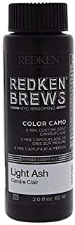 Redken Brews Color Camo - Light Ash, 60 ml