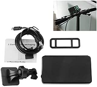 MeterMall Motorcycle Speedometer GPS Speedometer Digital Car Speed Display Over Speeding Alarm System Universal for Bike Motorcycle Truck Car