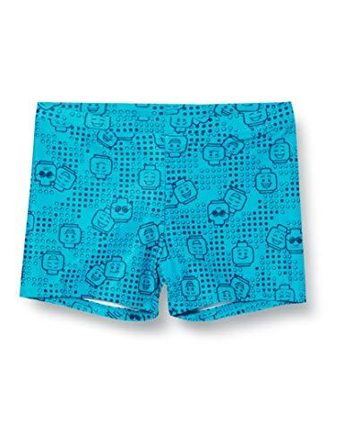 Lego Wear Jungen Lwantony Eng Lsf 50 Plus Badeshorts, Blau (Light Blue 532), (Herstellergröße:128)