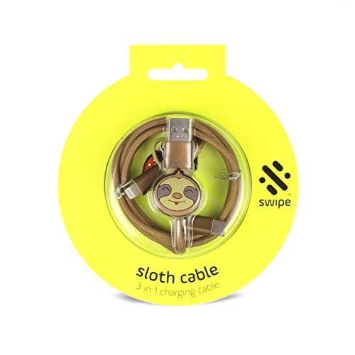 Sloth 3-in-1 Taschenuhr