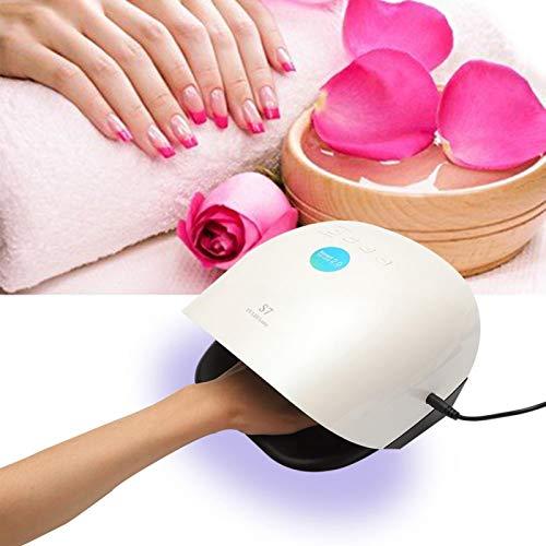 Secador de uñas de doble potencia Secador de uñas profesional Secador de uñas inteligente para el hogar DIY para mujeres(European regulations)