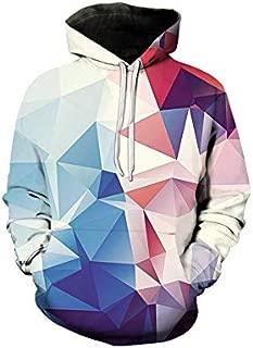 Creative geometry Hoodies For Women Men fashion Streetwear Clothing Hooded Sweatshirt 3d Print Hoody casual Pullover mm