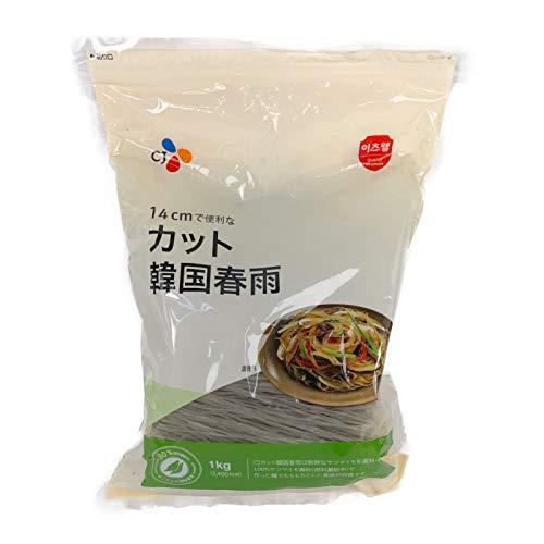 CJジャパン カット韓国春雨 1kg