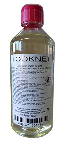 Storepil - Look Net - Nettoyant pour appareil d'épilation - 500 ml