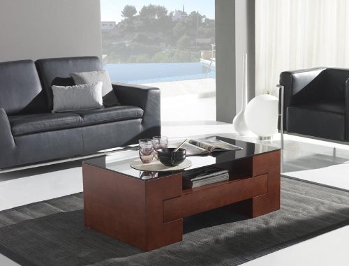 DECORACIÓN BELTRÁN Tables basses en bois: modèle CASUAL (270 cerisier)