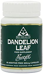 Dandelion is a rich source of vitamins and minerals Leaves contain a high potassium 100 Percent pure herbal product Benefits are the bitter principles Dandelion leaf herbal urinary support