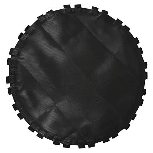 CLISPEED Colchoneta de Trampolín de Repuesto de 27. 51 Pulgadas Colchoneta de Salto para Marco de Trampolín Redondo de 36 Pulgadas Cubierta de Trampolín para Entrenamiento de Trampolín