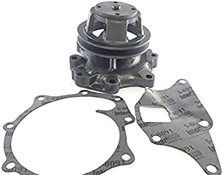 Arko Tractor Parts Compatible with/Replacement for Ford Tractor Water Pump 2000 230A 2310 3600 4600 5600 6600 7000 Comes with 2 Gaskets EAPN8A513F