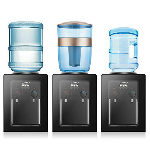 Wangkangyi Instant 550 W de capacidad, dispensador de agua fría caliente, potencia con hervidor rápido, dispensador de agua caliente eléctrico, dispensador de agua caliente para oficina, 220 V