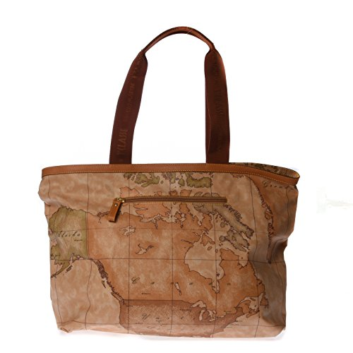 ALVIERO MARTINI Shopping Grande Geo Soft 01EC5N18860010010 donna naturale