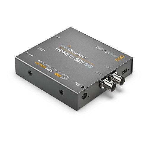 Blackmagic Design CONVMBHS24K6G convertitore video 4096 x 2160 Pixel