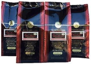 コーヒー豆 2kg セット ゴールド ブレンド コーヒー 1.1lb ( 500g ) 4個セット 豆のまま クラシカルコーヒーロースター