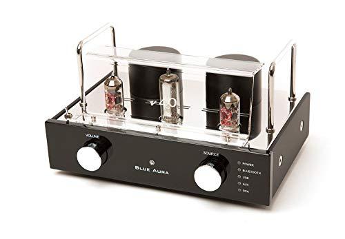 Blue Aura V40 - Amplificador híbrido, 25 x 20 x 15 cm,...