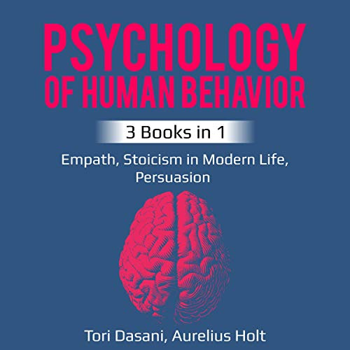 『Psychology of Human Behavior: 3 Books in 1』のカバーアート