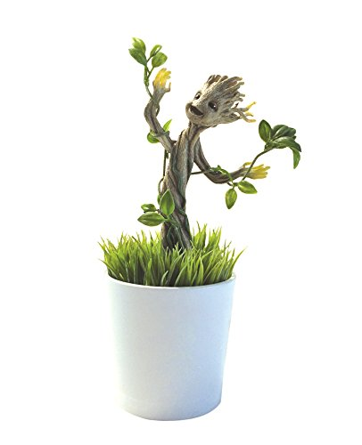 Uncle Milton Marvel Guardians of the Galaxy Grow and Glow Groot – Baby Groot Flower Pot
