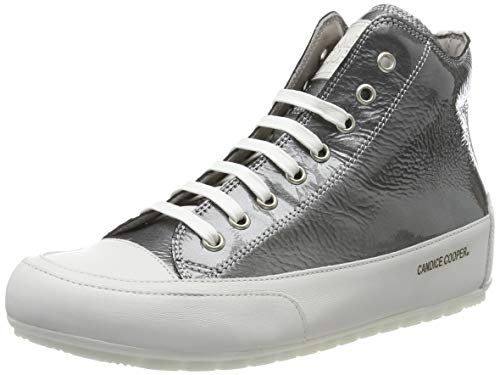 Candice Cooper Damen Plus Chelsea Boots, Silber (w.Ashes 000), 41 EU