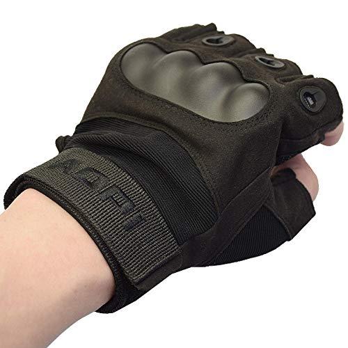 LxdGloves Sport Handschoenen Rijden Vechten Klokken Half Finger Fitness