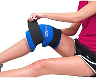 ice pack machine after knee surgery
