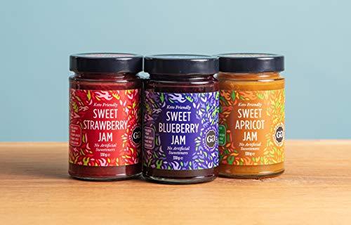 Product Image 4: Keto Friendly Sweet Strawberry Jam