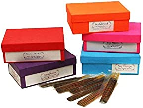 Tulsi Exclusives Nag Champa Incense Sticks - 100 Grams