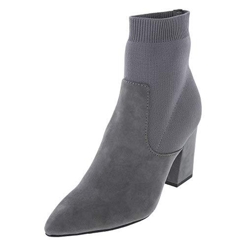 Brash Damen Socken Virtue Combo, (grau), 36 EU