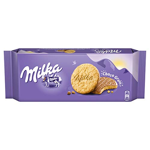 Milka Choco Grains, 2er Pack (2 x 168 g)
