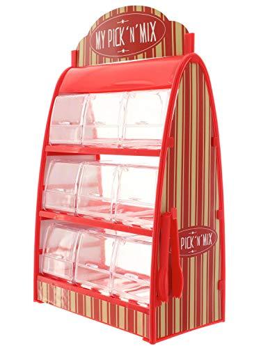 Süßigkeitenspender My Pick \'N\' Mix 25 x 18 x 9,5 cm