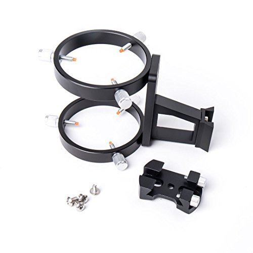MEOPTEX Bracket system for 10x60 Finder + Guide Scope 45° angled with illuminated reticle eyepiece
