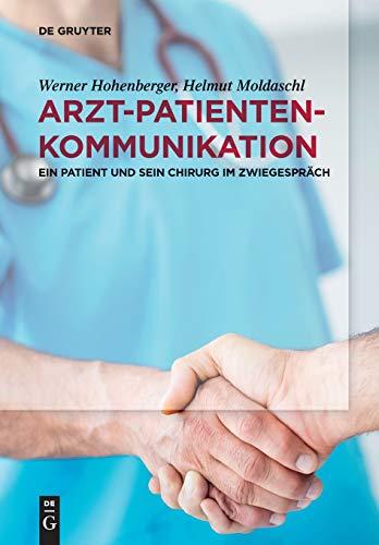 Arzt-Patienten-Kommunikation: Ein Patient und sein Chirurg im Zwiegespräch
