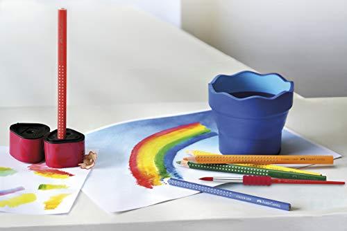 FABER-CASTELL(ファーバーカステル)『カラーグリップ水彩色鉛筆36色(缶入)(TFC-WCP/36C)』