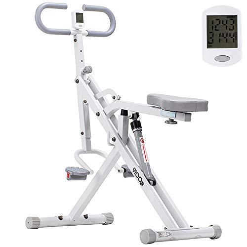 TSSM F-Rider Advanced Fiets Trainer, Fitness Bike En Ab Trainer, Indoor Fitness Bike Professionele Hometrainer, Sporting Equipment voor het verbranden van vet en het verbeteren van uw Fitness