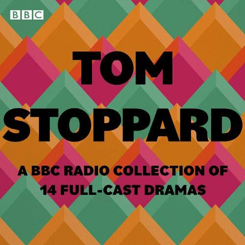 Couverture de Tom Stoppard: A BBC Radio Collection