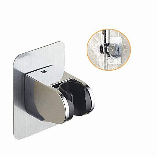 Voarge Duschhalterung, keine Perforation, verstellbare Duschdüse mit fester Basis, Duschhalterung
