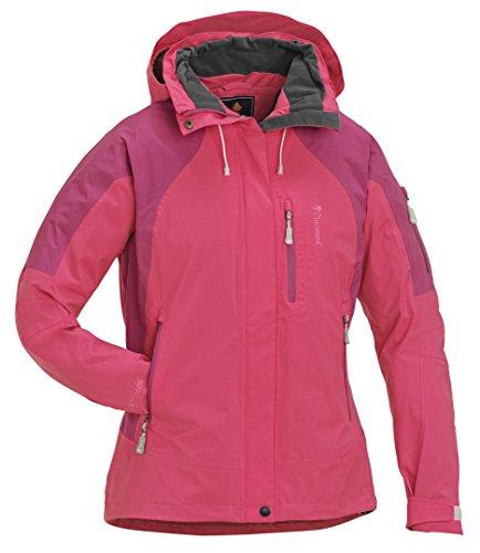 Pinewood Damen Isaberg Jacke, Hot Pink, L