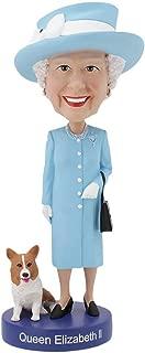 Royal Bobbles Queen Elizabeth II Bobblehead