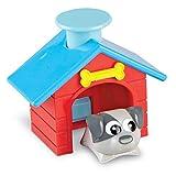Learning Resources-El Perro Zing, codificadora de la Serie Pet Poppers de Coding Critters, Stem, Juguete para Aprender a codificar a una Edad temprana, Mascota interactiva, niños de 4+ años (LER3094)