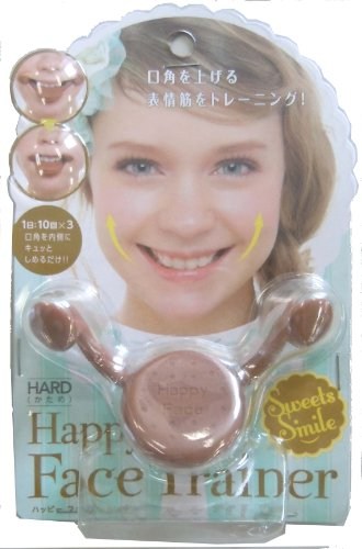 Cogit Happy Face Trainer Sweets Smile (Hard) [Health and Beauty]