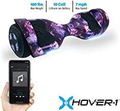Hover-1 Helix Electric Hoverboard Scooter, Galaxy