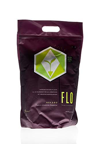 FLO Living Organics Superfood All-in-One Dünger 5