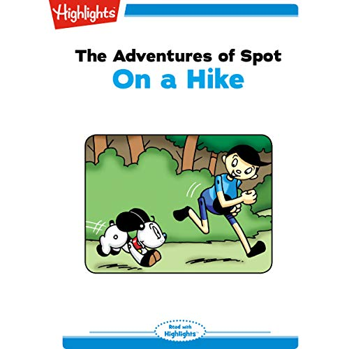 The Adventures of Spot: On a Hike copertina