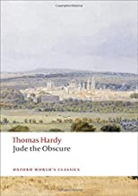 Jude the Obscure (Oxford World's Classics) by Hardy. Thomas ( 2008 ) Paperback