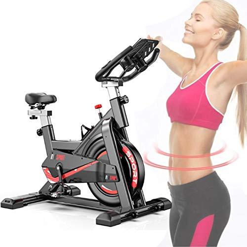 Spinning Bike Indoor, hometrainer voor thuis, Ultra-Quiet Weight Loss Pedal hometrainer spinning fiets fitnessapparatuur