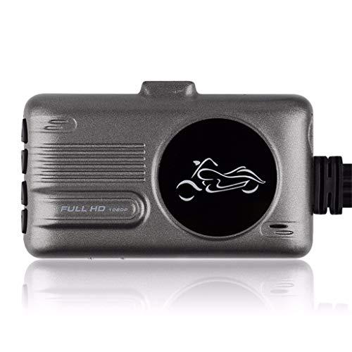 Tamquer Dual Lens Motorcycle 1080P Dash Cam Front Rear Video Recorder Camera G-Sensor,Motorcycle Dash Cam 1080p Dual Lens Motorcycle Recording Camera Waterproof Screen