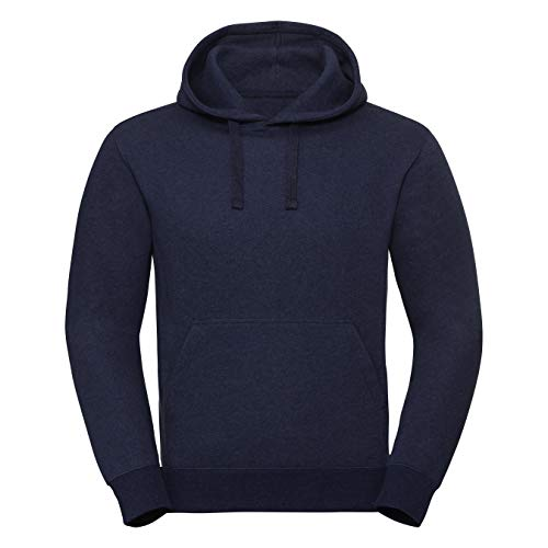Russell - Sweat Authentic - Unisexe (XL) (Bleu Marine)